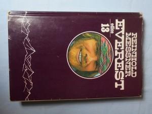 náhled knihy - Everest : výprava po nejzazší mez