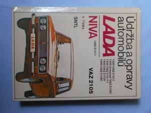 náhled knihy - Údržba a opravy automobilů LADA 1200 (VAZ 2101), 1200 Universal (VAZ 2102), 1300 (VAZ 2L011), 1500 (VAZ 2103), 1600 (VAZ 2106), NIVA (VAZ 2121), VAZ 2105.