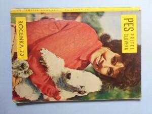 náhled knihy - Ročenka 72 časopisu Pes přítel člověka