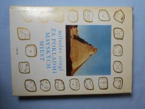 náhled knihy - Za pokladmi mayských miest