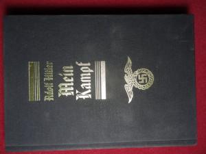 náhled knihy - Můj boj