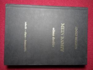 náhled knihy - Adolf Hitler: Mein Kampf : očima dneška : rešeršé, citace, komentáře