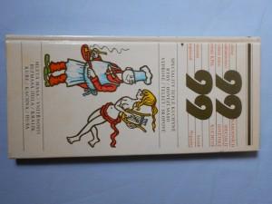 náhled knihy - 99 národních specialit sovětské kuchyně