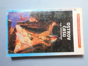 náhled knihy - Ostrov času