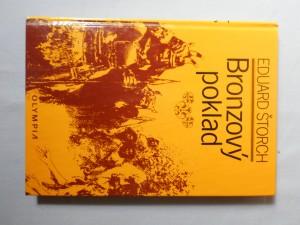 náhled knihy - Bronzový poklad : četba pro žáky zákl. škol