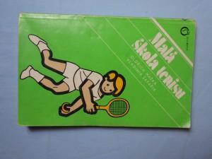 náhled knihy - Malá škola tenisu