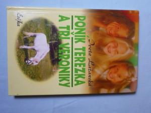 náhled knihy - Poník Terezka a tři Veroniky