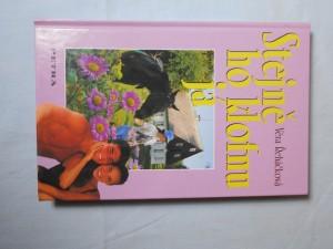 náhled knihy - Stejně ho klofnu já : dívčí román