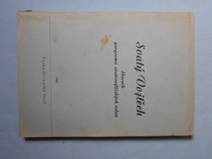 náhled knihy - Svatý Vojtěch : Sborník programu svatovojtěšských oslav II. vydání