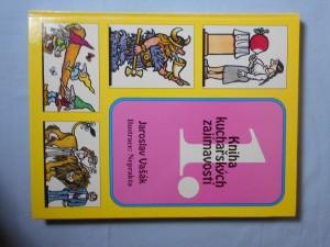 náhled knihy - Kniha kuchařských zajímavostí