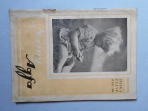 náhled knihy - Noviny Agfa číslo 1., ročník 1, červenec 1926