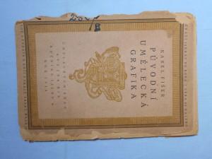 náhled knihy - Původní umělecká grafika