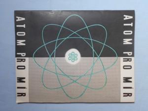 náhled knihy - Atom pro mír
