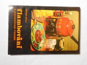 náhled knihy - Flambování a dochucování pokrmů