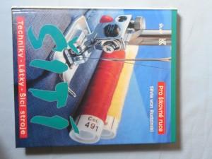 náhled knihy - Šití : Techniky - látky - šicí stroje