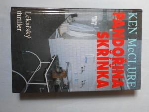 náhled knihy - Pandořina skříňka