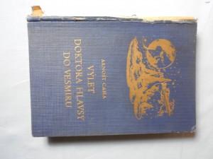 náhled knihy - Výlet doktora Hlavsy do vesmíru