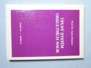 náhled knihy - Úplný systém okultních nauk, kniha III., kniha IV.