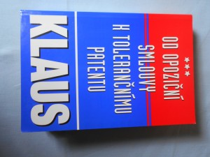 náhled knihy - Od opoziční smlouvy k tolerančnímu patentu : [články, projevy a rozhovory z let 1999-2000]