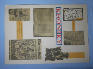 náhled knihy - Kroniky české