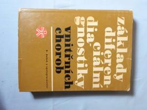 náhled knihy - Základy diferenciální diagnostiky vnitřních chorob