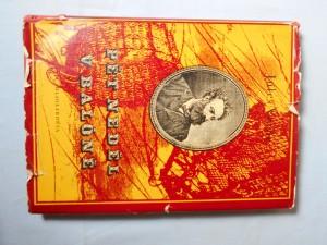náhled knihy - Pět neděl v balóně