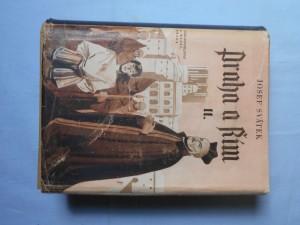 náhled knihy - Praha a Řím : román ze století XVI. [Kniha druhá]