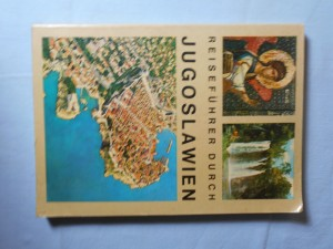 náhled knihy - Reiseführer durch Jugoslawien
