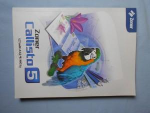 náhled knihy - Zoner Callisto 5 : Uživatelská příručka