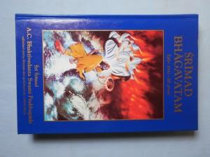 náhled knihy - Zpěv třetí - díl druhý : s původními sanskrtskými texty, přepisem do latinského písma, českými synonymy, překlady a podrobnými výklady