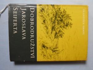 náhled knihy - Dobrodružství Jaroslava Seiferta