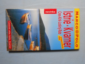 náhled knihy - Istrie - Kvarner : Cres, Krk, Lošinj, Rab