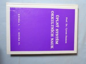 náhled knihy - Úplný systém okultních nauk, kniha I., kniha II.