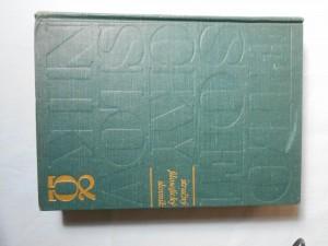náhled knihy - Stručný filosofický slovník