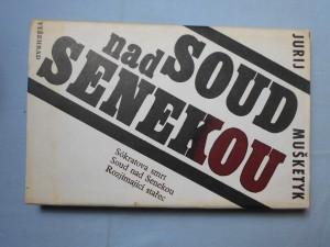 náhled knihy - Soud nad Senekou : [tři prózy]