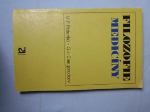 náhled knihy - Filozofie medicíny