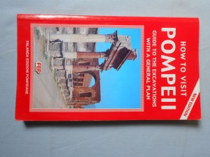 náhled knihy - How to visit Pompeii : Guide to the excavations with a general plan