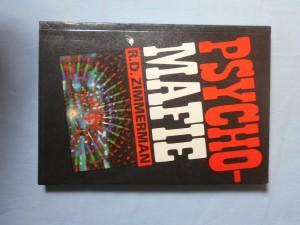 náhled knihy - Psychomafie