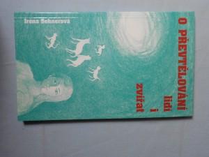 náhled knihy - O převtělování lidí i zvířat