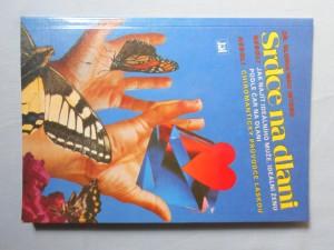 náhled knihy - Srdce na dlani, neboli, Jak najít ideálního muže, ideální ženu podle čar na dlani, neboli, Chiromantický průvodce láskou