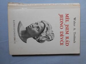 náhled knihy - Měl jsem rád jedno děvče : korespondence