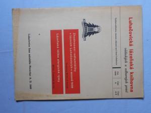 náhled knihy - Zhodnocení radiumléčby v lázních Luhačovicích v sezoně 1939