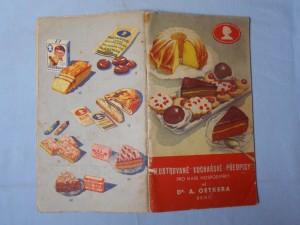 náhled knihy - Ilustrované kuchařské předpisy pro naše hospodyňky od Dr. A. Oetkera