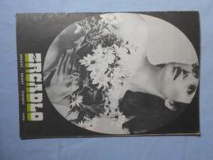 náhled knihy - Zrcadlo zdraví, krásy, čistoty : Jaro 1970
