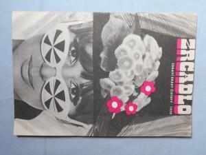 náhled knihy - Zrcadlo zdraví, krásy, čistoty : Léto 1970