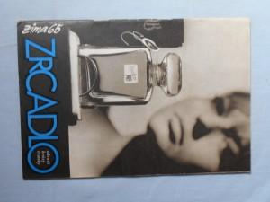 náhled knihy - Zrcadlo zdraví, krásy, čistoty : Zima 1965