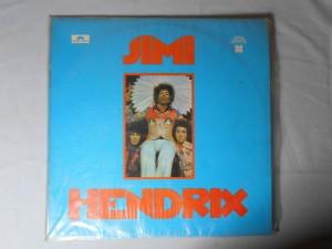 náhled knihy - Jimi Hendrix