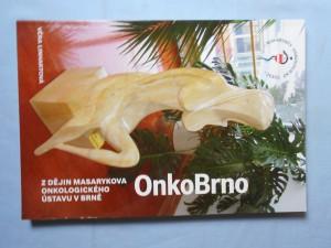 náhled knihy - Onko Brno : Z dějin Masarykova onkologického ústavu v Brně