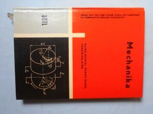 náhled knihy - Mechanika pro nižší stupeň studia při zaměstnání na průmyslových školách strojnických