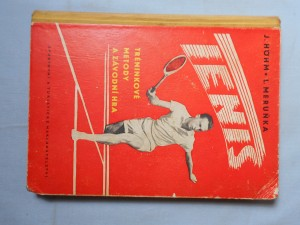 náhled knihy - Tenis Tréninkové metody a závodní hra